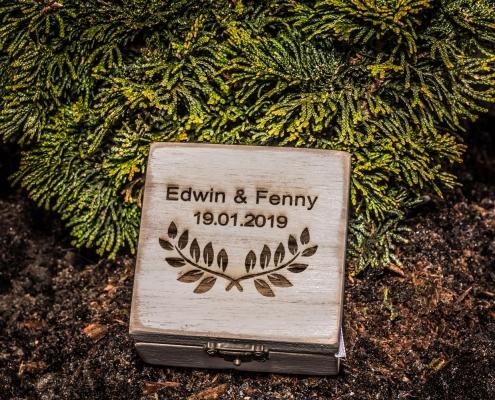 Trouwfotograaf Edwin & Fenny door Trouwfotograaf Maasmechelen